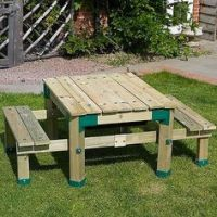 Glider Swings For Sale   GLIDER SWING / PICNIC TABLE BRAND ...