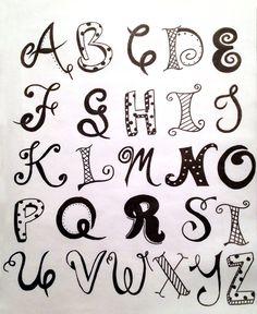Letter Mate Etsy Handwriting On Pinterest Envelope Addressing Alphabet