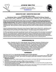 executive housekeeper resume sample