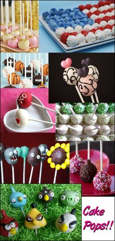 1000 Images About Cake Pop Ideas On Pinterest Cake Pop