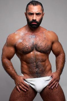 muscle daddy porn