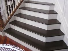 1000 Images About Painted Stairs On Pinterest Painted