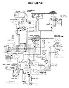 harley davidson speedometer wiring harness