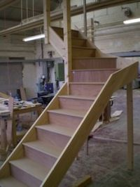 How to Draw Stairsteps | Winding or Turned Stairways ...