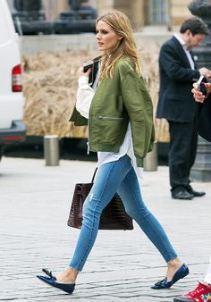 How Olivia Palermo S