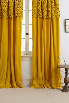 Images about curtains on pinterest velvet curtains yellow curtains