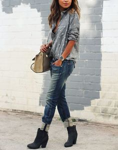 4 ankle boot ideas o