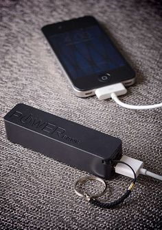 Portable Charger: Cell Phone Power Bank $9 (plus $6.95 shipping)  Hurry - offer expires soon!