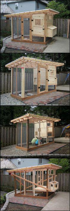 22 Low-Budget Diy Backyard Chicken Coop Plans | Chicken Coop