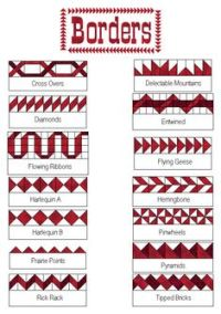 General Quilting info on Pinterest | Quilt, Quilting and ...
