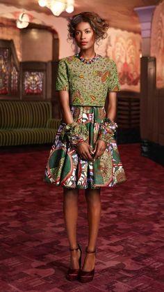 ~African fashion, An