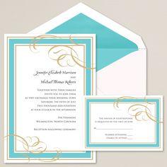 His Hers Studio Wedding Invitations Invitation