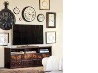 decorating around a flat screen tv | Living Room Ideas ...