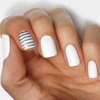 1000+ ideas about White Nail Polish on Pinterest | White ...