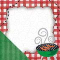 1000+ images about Scrapbooking for our BBQ cook off on ...
