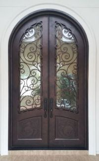 Round Doors & ARCH TOP DOOR ROUND TOP DOOR CIRCLE TOP DOOR