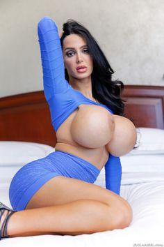 big tits nightgown