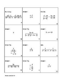1000+ images about Algebra 2 Activities on Pinterest ...