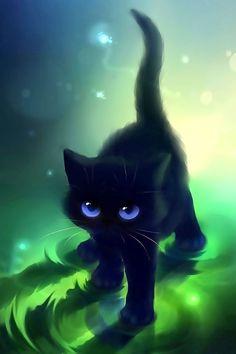 Cute Little Kitten Desktop Wallpapers 1000 Images About Cartoon Cats On Pinterest Kitty