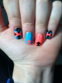 1000+ images about Nail designs on Pinterest   Pointed ...