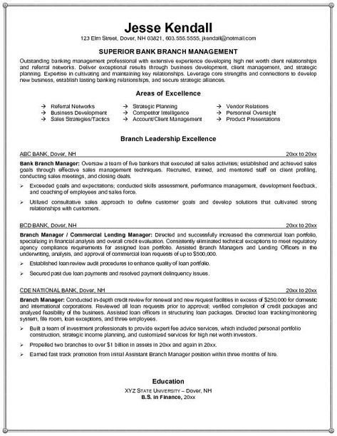 resume for bank teller 308 best resume examples images on
