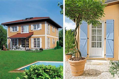 7 best Fassadenfarbe images on Pinterest Architecture, Country - fassadenfarben fur hauser