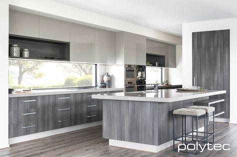 187 besten Polytec Inspiration Bilder auf Pinterest Strandhaus - kuchenfarbe