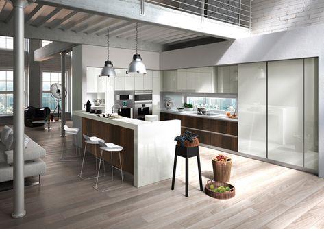 Schön 108 Best Snaidero Kitchens Images On Pinterest Alternative   Designer Kuche  Halbinsel Ola25 ...