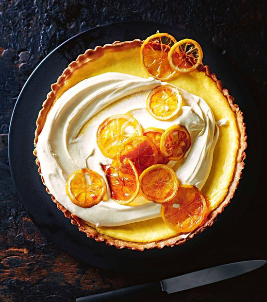 lemon and ricotta ta