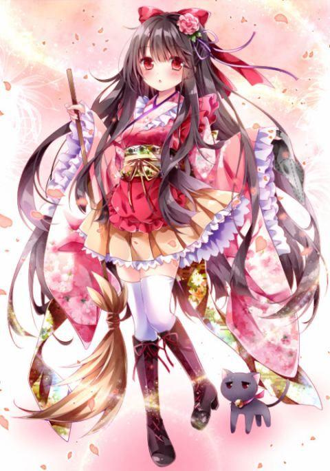 Anime Girl With Cat Ears Wallpaper Anime Girl Kawaii Neko T 236 M Với Google Anime Cute