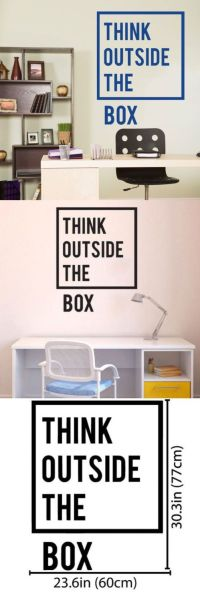Mural wall, Office wall decals and Wall stickers on Pinterest