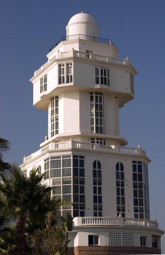 Isla Cristina# Lighthouse - Andalusia, #Spain (by Jondice)  -  http://dennisharper.lnf.com/: