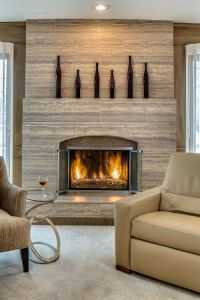 """After"" Fireplace & Living Room by Design Connection Inc ..."