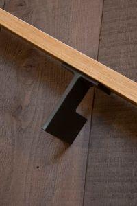 Handrail brackets, Handrail ideas and Modern on Pinterest