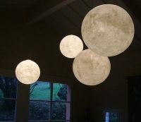 Just managed to bag one of these Moon lampshades from ...