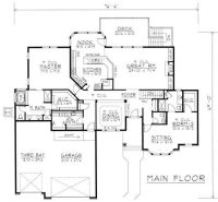 house plans with mother in law suites | Contemporary ...