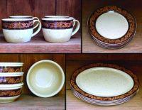 CowboyLiving.com -- Western Belt Dinnerware. http://www ...