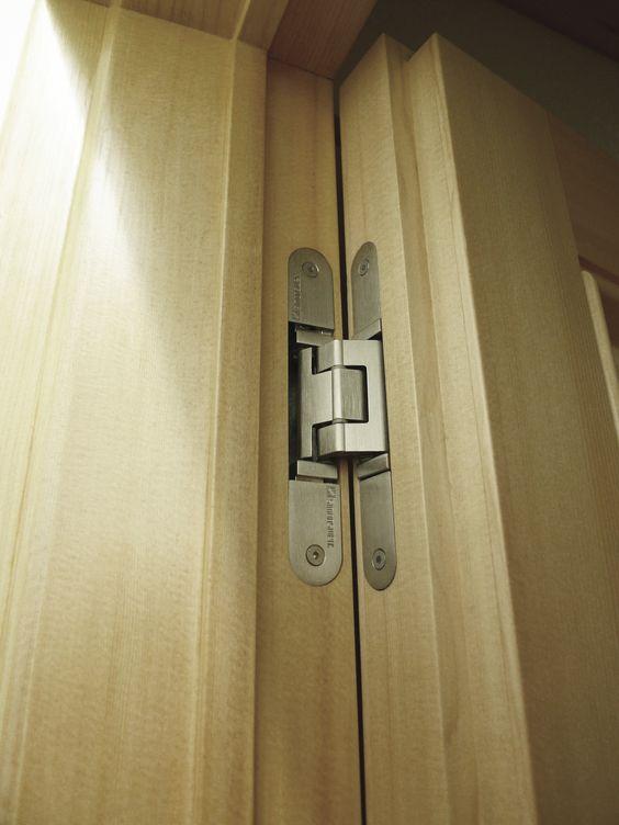 Amazing 3d adjustable door hinges