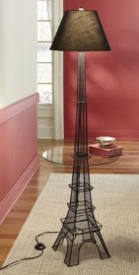 Lamps, Eiffel towers and Floor lamps on Pinterest
