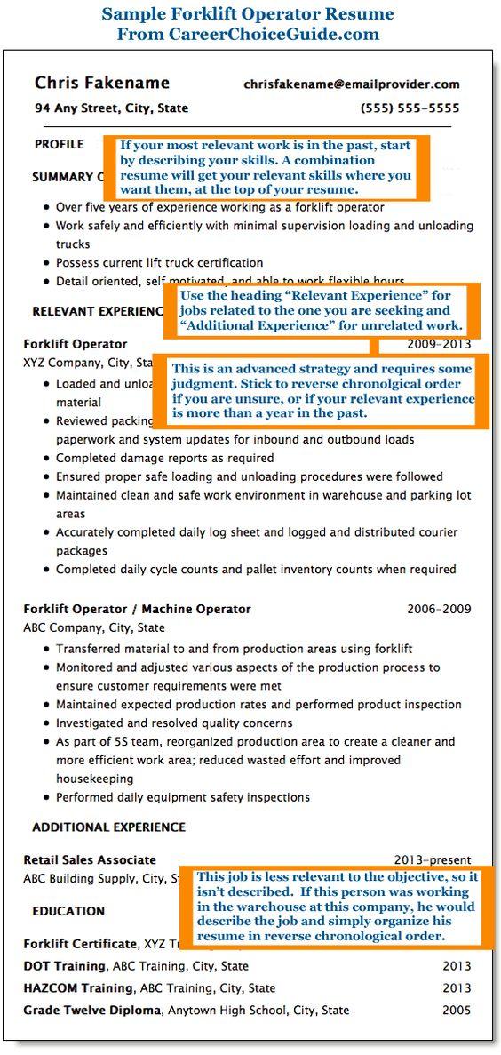 Plant Operator Resume Example Elioleracom