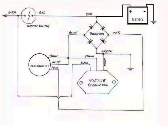 vt750 wiring diagram