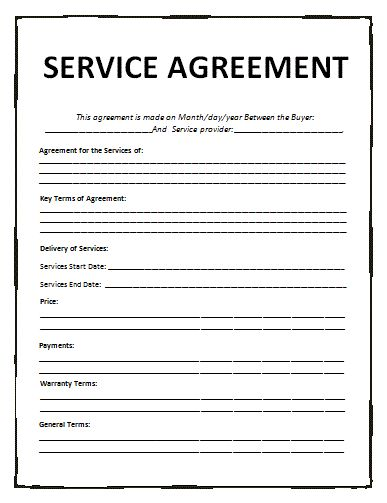 Electrical Contractor Contract Template | Professional resumes ...