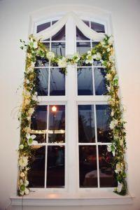 Window garland | Guirlandes | Pinterest | Window ...