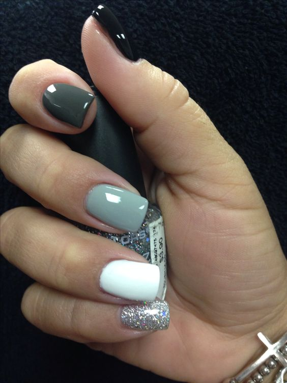 Cute But I39ll Probably Sway The White And The Glitter