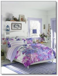 Teen Vogue Lilac Watercolor Comforter Set | lexis bedroom ...