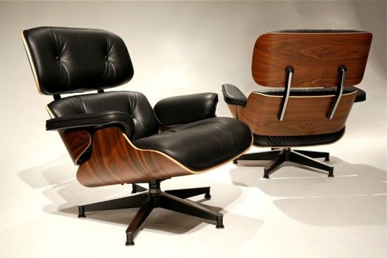 James Eames Lounge Chair Eames Lounge Chair For Herman Miller, Zeeland, Michigan ...