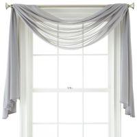 jcpenney - Royal Velvet Lantana Window Scarf - jcpenney ...
