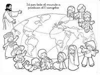 Dibujos Cristianos Para Imprimir Y Colorear