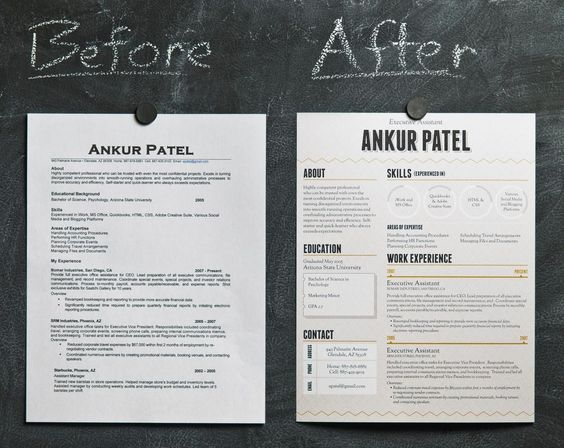 Can Beautiful Design Make Your Resume Stand Out? | Beautiful