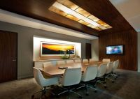 conference rooms | Minimalist Concept Office meeting room ...